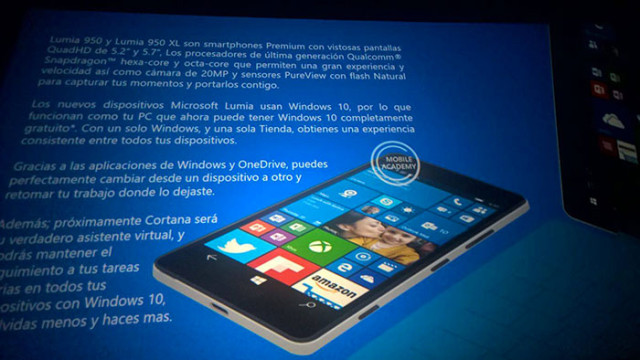 Diapo Lumia950/950XL : image 1