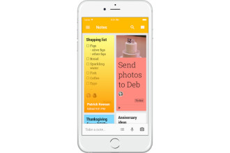Google Keep pour iOS