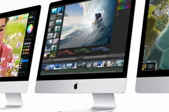 Production iMac Retina 4K