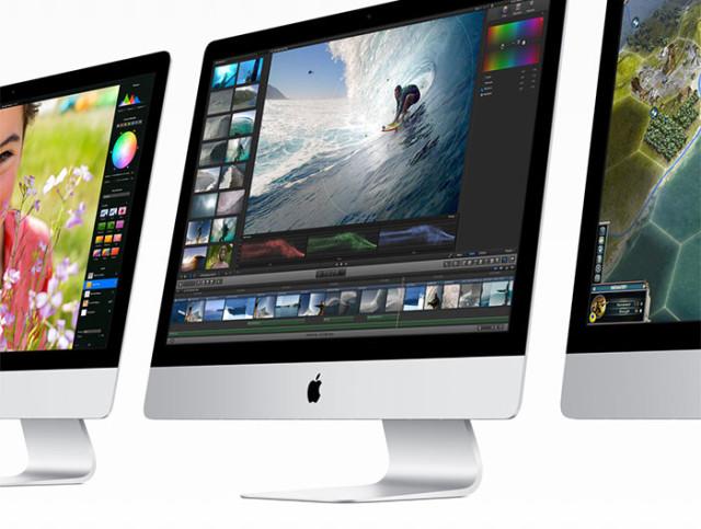 Production iMac Retina 4K