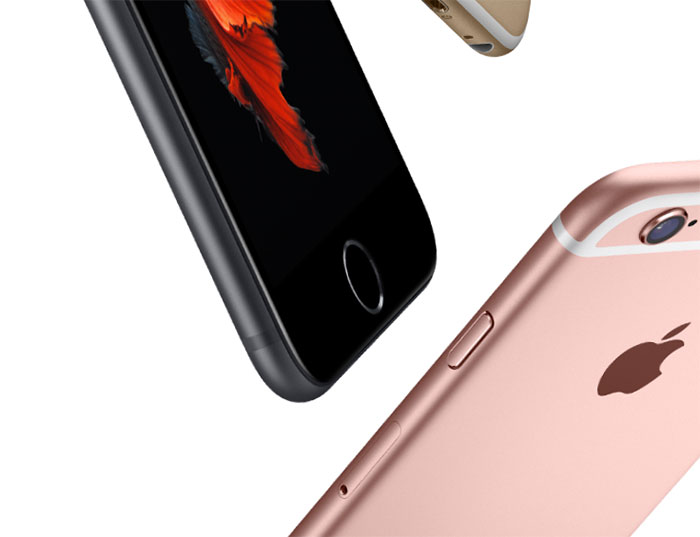Tout sur l'iPhone 6s et sur l'iPhone 6s Plus