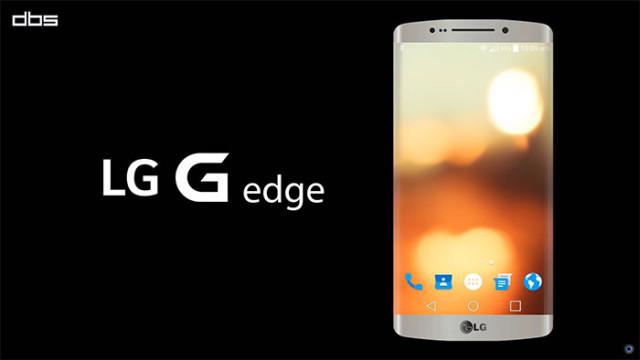 Concept LG G Edge