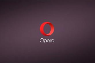 Nouveau logo Opera