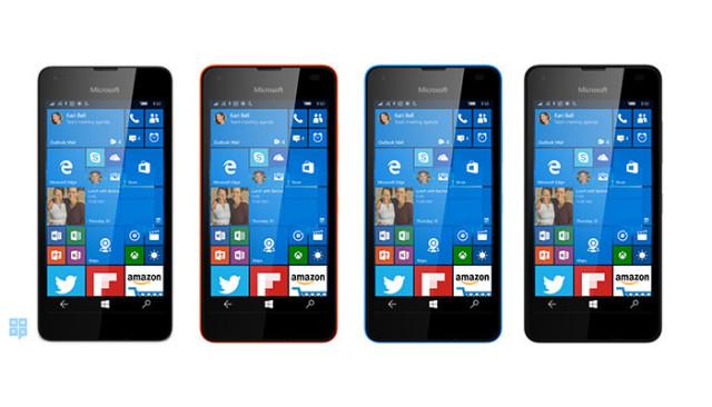 Rendus Lumia 550 Full