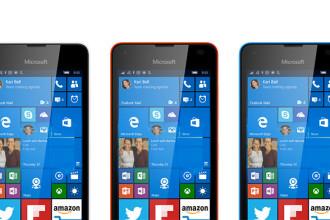 Rendus Lumia 550
