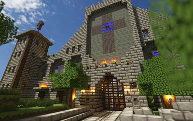 MAJ Minecraft Pocket Edition