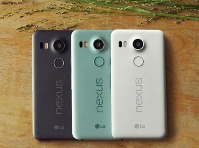 Nexus 5X : image 1