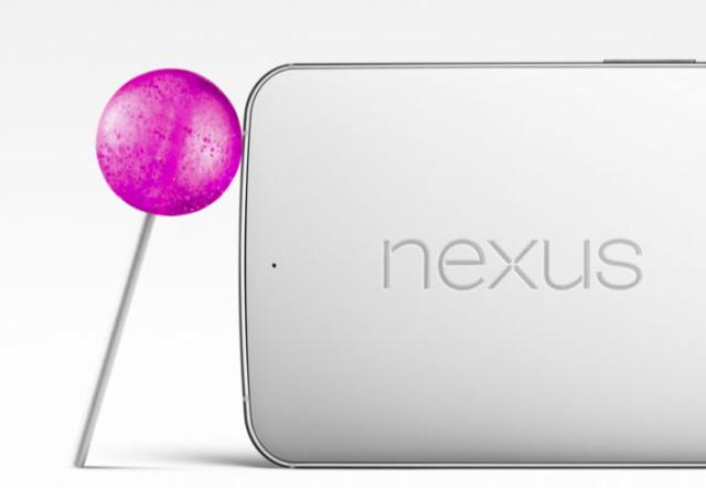 Nexus 5X Précommandes