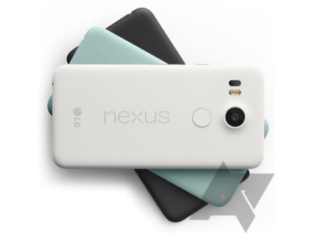 Rendu Nexus 5X