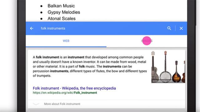 Nouveautés Google Docs