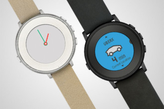 Pebble Time Round : image 1