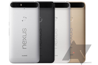 Port micro SD Nexus 6P