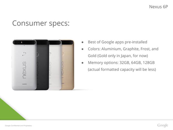 Présentation Nexus 6 : image 13