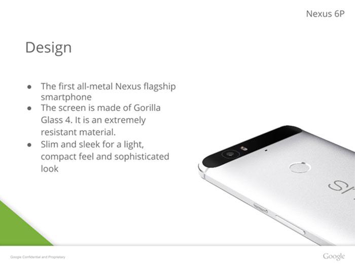 Présentation Nexus 6 : image 14