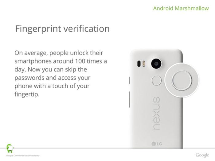 Présentation Nexus 6 : image 2