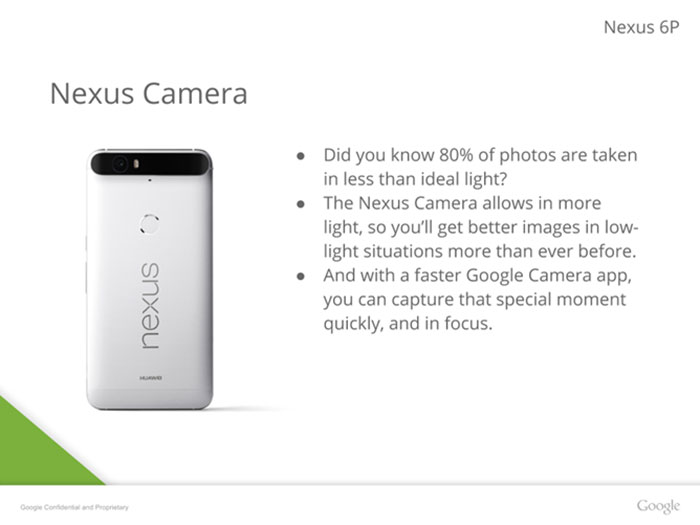 Présentation Nexus 6 : image 3