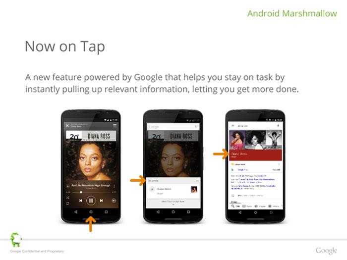 Présentation Nexus 6 : image 6