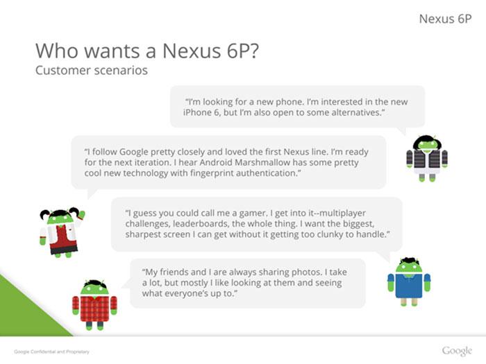 Présentation Nexus 6 : image 8