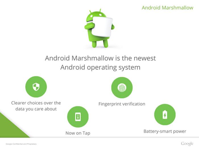 Présentation Nexus 6 : image 9