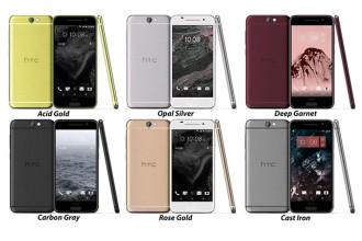 Rendu HTC One A9