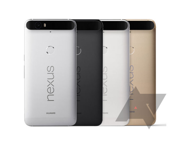 Rendu Nexus 6P