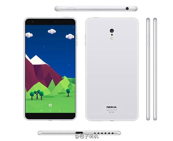 Rendu Nokia C1 : image 2
