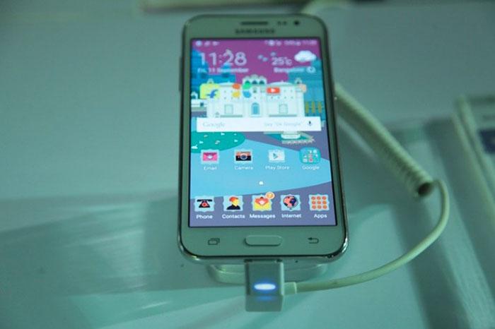 Tout sur le Samsung Galaxy J2