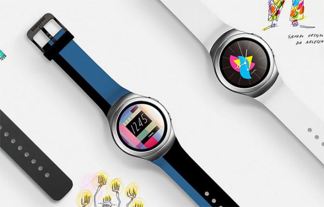 Samsung Gear S2 : image 1