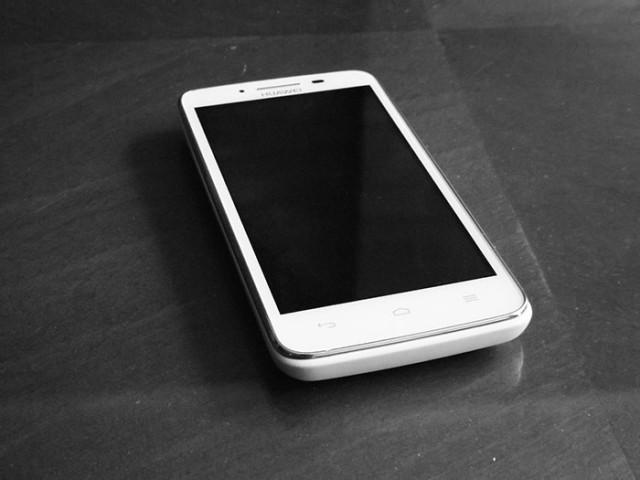 Smartphone flexible Huawei