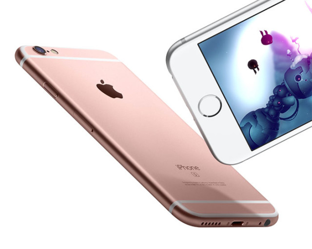 Surchauffe iPhone 6s et iPhone 6s Plus