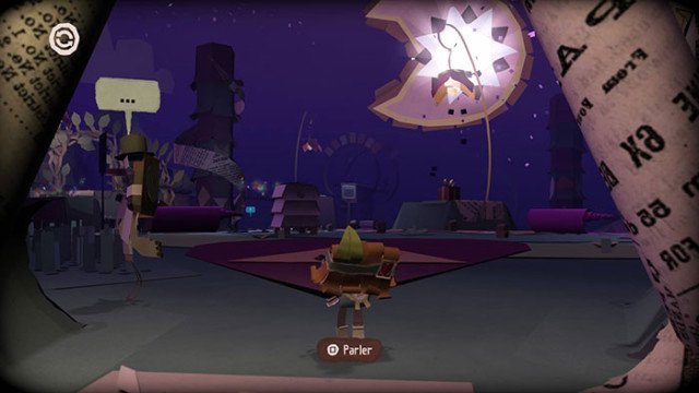 Tearaway Unfolded : capture 1