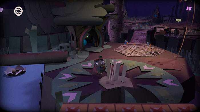 Tearaway Unfolded : capture 3