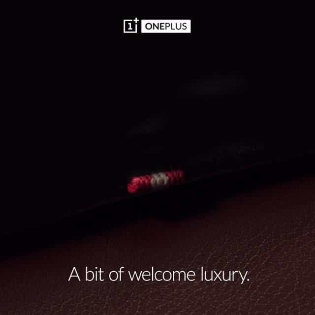 Teaser OnePlus