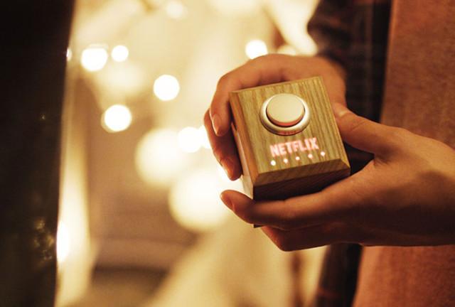 The Switch : le bouton intelligent, par Netflix