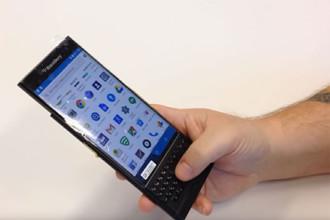 Vidéo BlackBerry Venice
