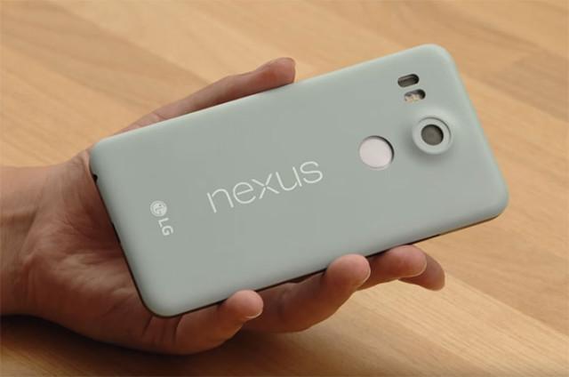 Vidéo Nexus 5X