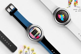 Prise en main Samsung Gear S2