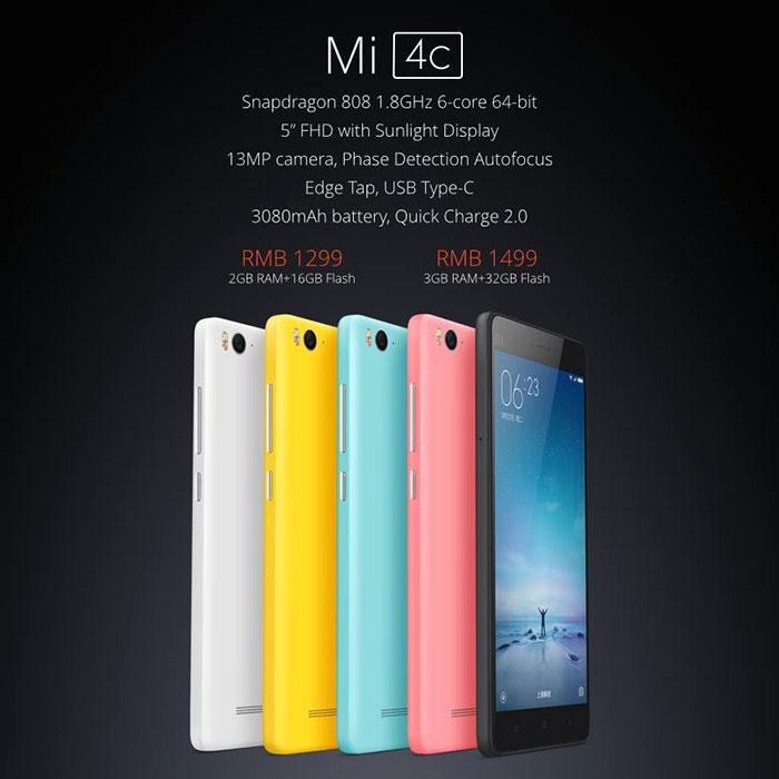 Xiaomi Mi 4c : image 4