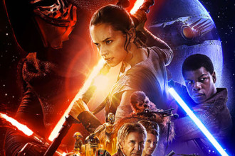 Extrait Star Wars le Réveil de la Force