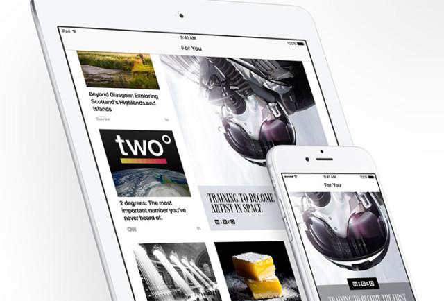 Apple News en Chine