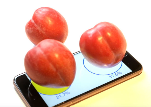 Application balance iPhone
