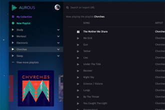 Aurous et RIAA