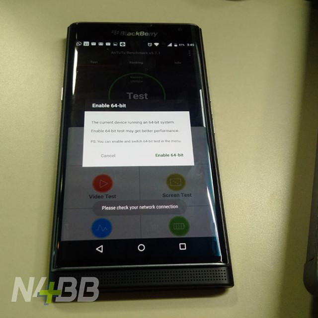 BlackBerry Priv Leaks : image 1