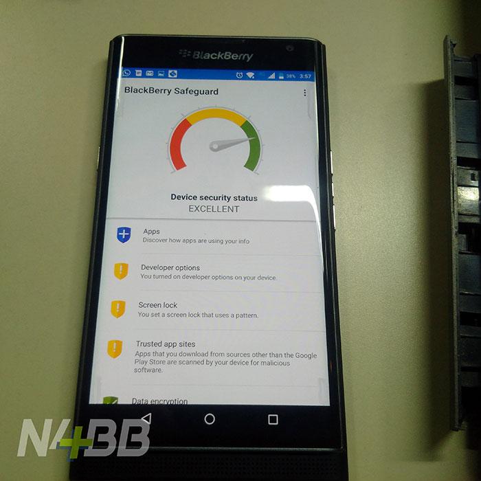 BlackBerry Priv Leaks : image 4