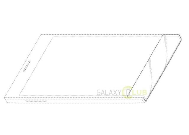 Brevet Samsung Galaxy