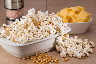 Butter Popcorn Time