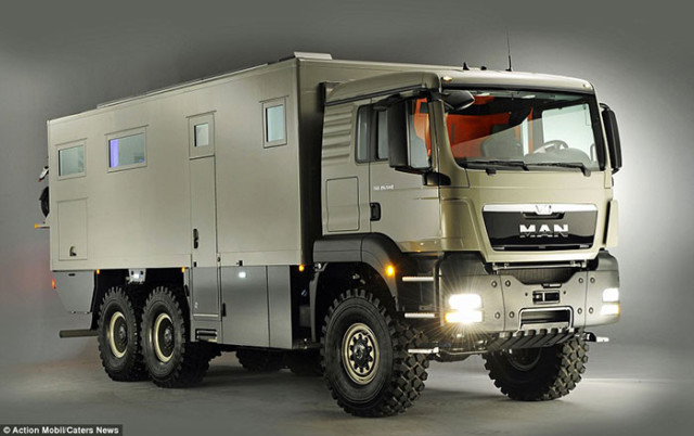 Brilliant Ex MOD 4x4 Trucks For Sale