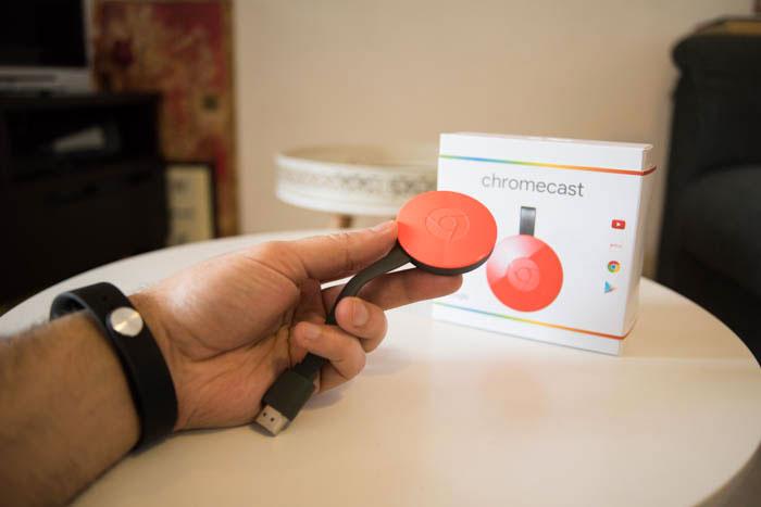 Chromecast 2 : photo 11