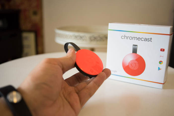 Chromecast 2: photo 6