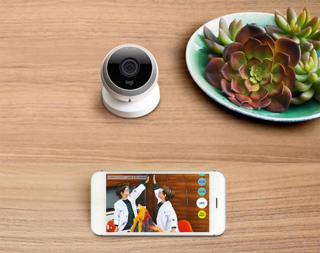 circle 2 640x506 - Une caméra dans votre maison : Circle by logi
